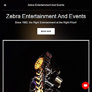 Party Entertainment in So California by Zebra Entertainment and Events