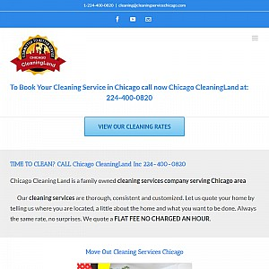 Chicago area cleaning services