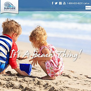 Surfside Beach and Garden City Beach SC Rentals - Surfside Realty