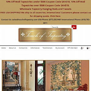 Tapestries and Wall Tapestry Decor