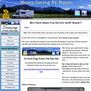 Guide To RV Maintenance & Repair, Motorhome Repair, and Camper Repair
