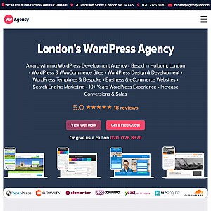 WP Design London