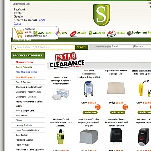 SmartJan :: Your Best Source for Janitorial and Cleaning Supplies