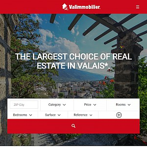 Valimmobilier, Swiss Alps Real Estate