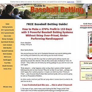 Guide to Baseball Betting