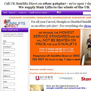 UK Stairlifts Direct