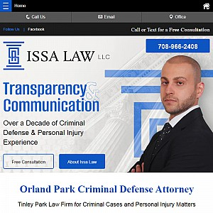 Southwest Suburbs Injury Attorney| Criminal Attorney | Orland Park