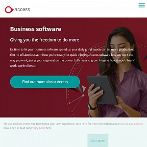 Access Accounts Software
