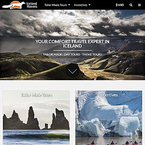 Iceland Tours - 4x4 Jeep Tours