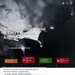 Moutain Guide Tours Iceland - Hike, Bike, Ski