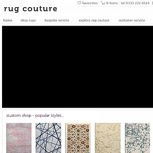 Rug Couture Wool Rugs Specialist