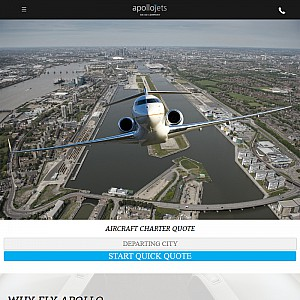 Private Jets, Private Jet Charter - Apollo Jets