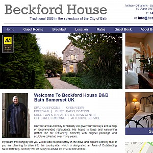 Beckford House Bed and Breakfast