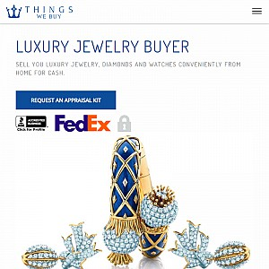 Sell Jewelry Online | Things We Buy