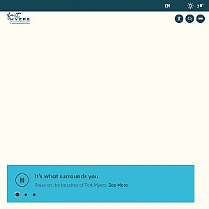 Fort Myers & Sanibel Florida Travel & Vacation Information