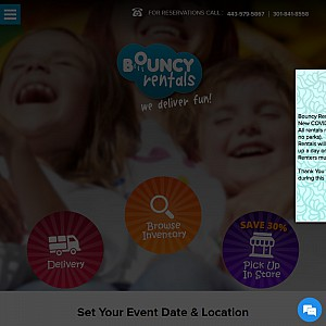 Bouncy Rentals LLC- Jumpers and Party Rentals