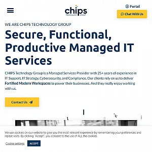 IT Company - Chips Technology Group