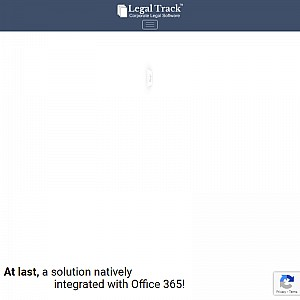 Case Management Software LegalTrack