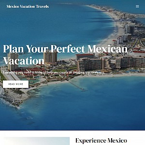 Mexico Vacation Travels