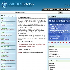 Earth Web Directory