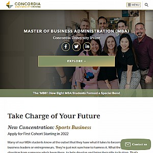 Orange County MBA