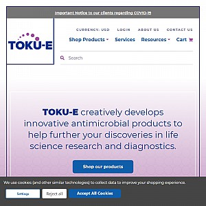 TOKU-E - The Evolution of Biopurity