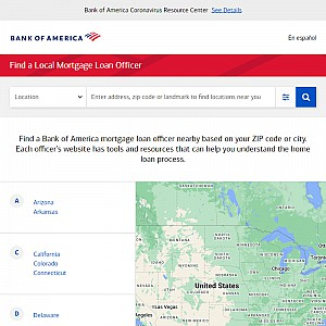 Mortgage Loan Officer - Bank of America