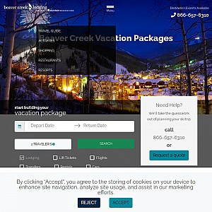Beaver Creek Lodging