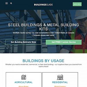 Steel Buildings Guide