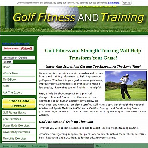 Golf Fitness and Strength Training Tips