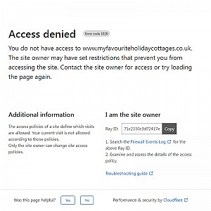 My Favourite UK Holiday Cottages