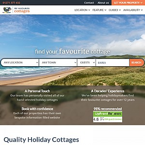 Holiday Cottage Marketing Services