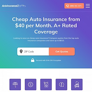 Auto Insurance Quotes - Compare up to 8 Car Insurance Quotes