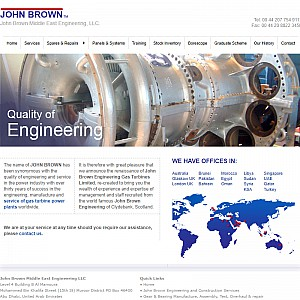 John Brown Turbines