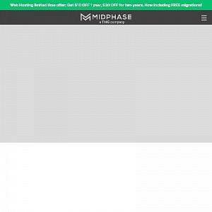 MidPhase Cheap Hosting Services