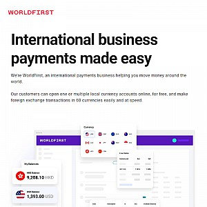 World First Currency Exchange