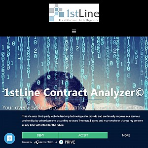 1stLine Pharma Market Research and Targeting Services