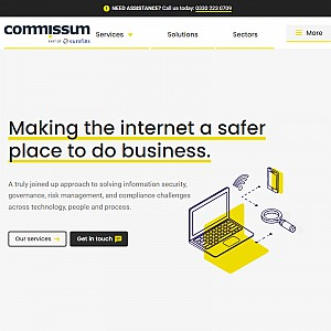 Information Security | Commissum