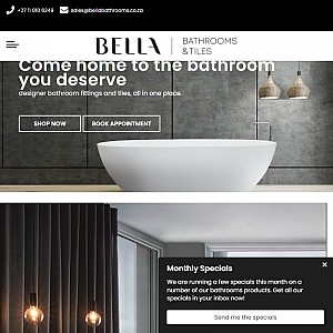 Bella Bathrooms & Tiles