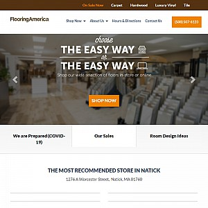 Flooring America Westborough MA