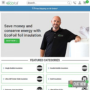 Ecofoil Radiant Barrier