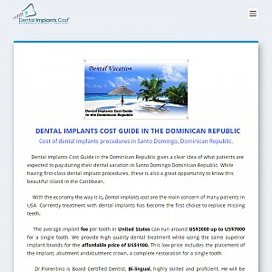 Dental Implants Cost Affordable Cosmetic Dentistry