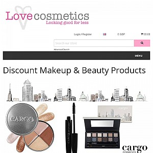 Love Cosmetics - Cheap Makeup & Discount Cosmetics Suppliers