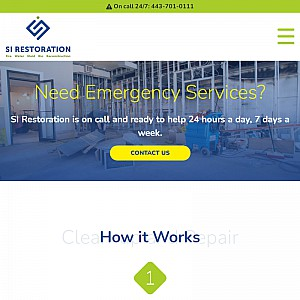 SI Restoration- Water Damage, Fire Damage, Mold Remediation