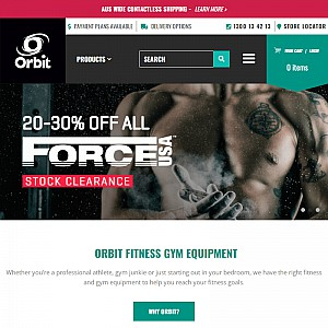 Orbit Fitness