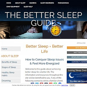 Better Sleep Better Life