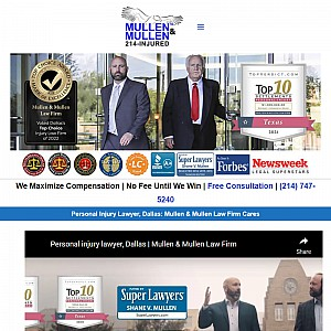 Personal injury lawyers Dallas Texas