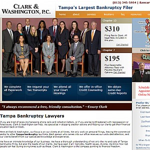 Bankruptcy Attorneys in Tampa