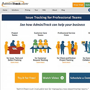 Issue Tracking for Professional Project Teams