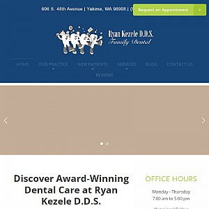 Ryan Kezele DDS Family Dental of Yakima